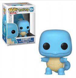 POKÉMON -  POP! VINYL FIGURE OF SQUIRTLE (4 INCH) 504