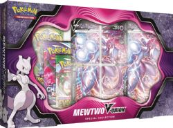 POKÉMON -  SPECIAL COLLECTION MEWTWO V-UNION (ENGLISH) **LIMIT 1 PER CUSTOMER**