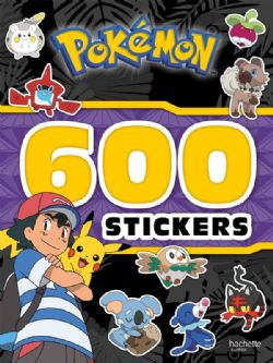 POKEMON -  600 STICKERS