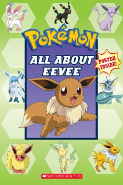 POKEMON -  ALL ABOUT EEVEE