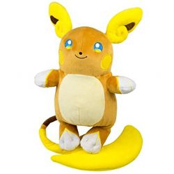 POKEMON -  ALOLAN RAICHU PLUSH (10