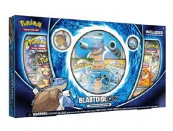 POKEMON -  BLASTOISE GX BOX PREMIUM COLLECTION (6P10)