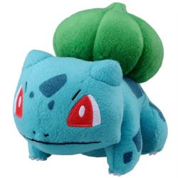 POKEMON -  BULBASAUR PLUSH (6