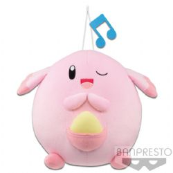 POKEMON -  CHANSEY SINGING PLUSH (13