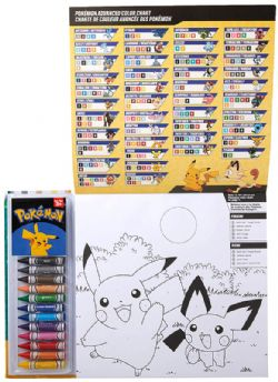 POKEMON -  COLOR BY NUMBER