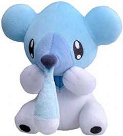 POKEMON -  CUBCHOO PLUSH (9