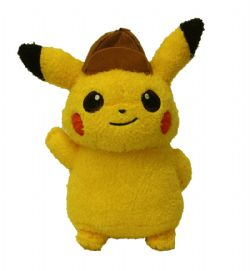 POKEMON -  DETECTIVE PIKACHU PLUSH (9