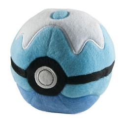 POKEMON -  DIVE BALL PLUSH (4.25