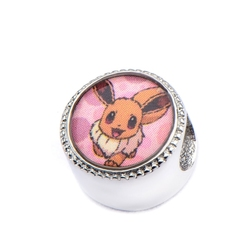 POKEMON -  EEVEE CHARM BEAD