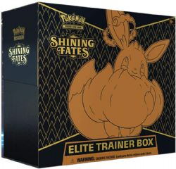 POKEMON -  ELITE TRAINER BOX (10P) (ENGLISH) **LIMIT 1 PER CUSTOMER** -  SHINING FATES