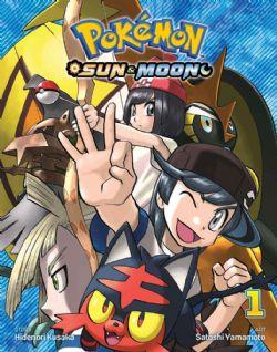 POKEMON -  (ENGLISH V.) -  SUN & MOON 01