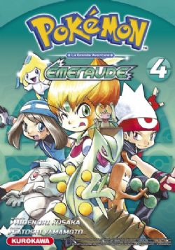POKEMON -  FIRE RED AND GREEN LEAF -  POKEMON ADVENTURES 04