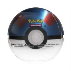 POKEMON -  GREAT BALL TIN WAVE 03 2019 (3 PACKS + COIN)
