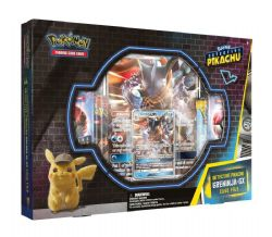 POKEMON -  GRENINJA GX BOX (7 BOOSTERS + ACCESSORIES) -  DETECTIVE PIKACHU