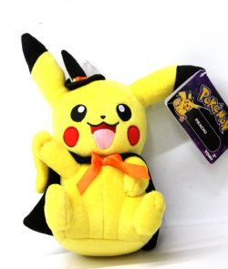 POKEMON -  HALLOWEEN PIKACHU PLUSH (8 INCH)