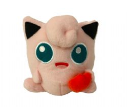 POKEMON -  JIGGLYPUFF PLUSH (WITH HEART) (4.5