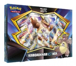 POKEMON -  KANGASKHAN GX BOX (4P10)
