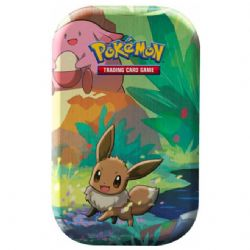 POKEMON -  KANTO FRIENDS TIN EEVEE (2 PACKS + COIN)