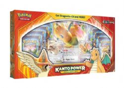 POKEMON -  KANTO POWERS COLLECTION - DRAGONITE-EX (10P + 2 CARDS) (ENGLISH)