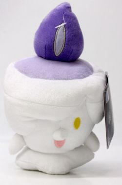 POKEMON -  LITWICK PLUSH (8 INCH)