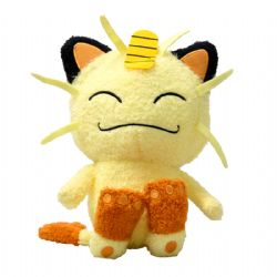 POKEMON -  MEOWTH SLEEPING PLUSH (13