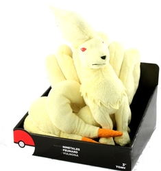 POKEMON -  NINETALES PLUSH (12