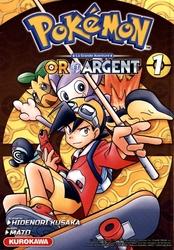 POKEMON -  OR ET ARGENT -  POKEMON ADVENTURES 01