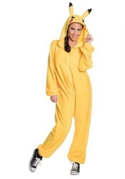 POKEMON -  PIKACHU COSTUME (ADULT)