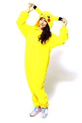 POKEMON -  PIKACHU UNION SUIT (KIGURUMI)