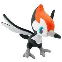 POKEMON -  PIKIPEK PLUSH (8 INCH)