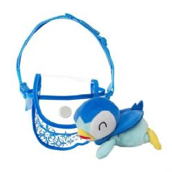 POKEMON -  PIPLUP PLUSH WITH SMALL BAG (5