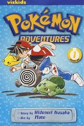 POKEMON -  POKÉMON ADVENTURES 01