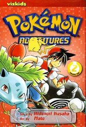POKEMON -  POKÉMON ADVENTURES 02