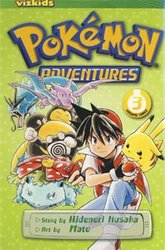 POKEMON -  POKÉMON ADVENTURES 03