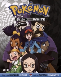 POKEMON -  POKEMON BLACK & WHITE 17