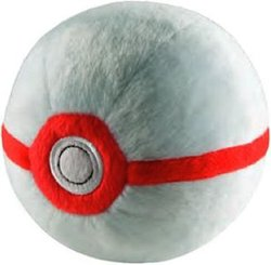 POKEMON -  PREMIER BALL PLUSH (4.25