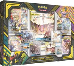 POKEMON -  PREMIUM POWERS COLLECTION BOX (8P10 + 1 POSTER)