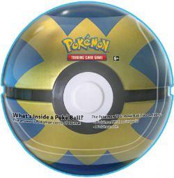 POKEMON -  QUICK BALL TIN WAVE 01 (3 PACKS + COIN)