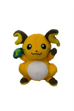 POKEMON -  RAICHU PLUSH (5 INCH)