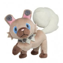 POKEMON -  ROCKRUFF PLUSH (8 INCH)