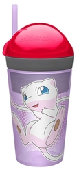 POKEMON -  SNAK TUMBLER OF MEW (10OZ) 151