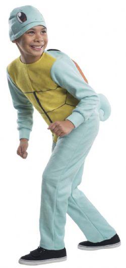 POKEMON -  SQUIRTLE COSTUME (CHILD)