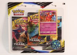 POKEMON SUN AND MOON -  TEAM UP - DEOXYS BLISTER PACK (3P10)