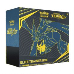 POKEMON SUN AND MOON -  TEAM UP - ELITE TRAINER BOX (8 PACK + ACCESSORIES)