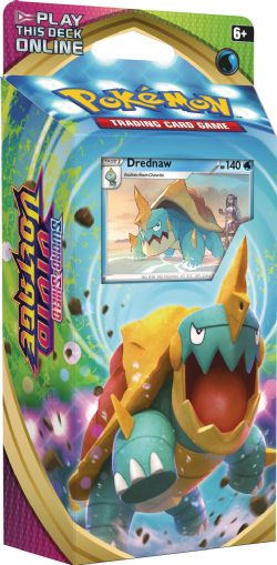 POKEMON SWORD AND SHIELD -  DREDNAW THEME DECK (ENGLISH) (60) -  VIVID VOLTAGE