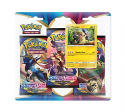POKEMON SWORD AND SHIELD -  SWORD AND SHIELD - MORPEKO BLISTER PACK (3P10)