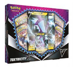 POKEMON -  TOXTRICITY V BOX (5P10, 1 FOIL, 1 OVERSIZE)