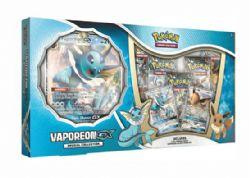 POKEMON -  VAPOREON GX BOX (5P10)