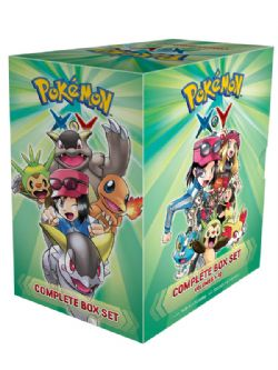 POKEMON -  XY COMPLETE BOX SET GN