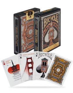 POKER SIZE PLAYING CARDS -